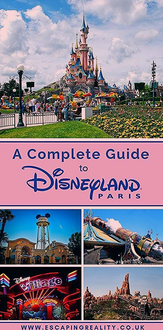 Photo of A Complete Guide to Disneyland Paris – Escaping Reality