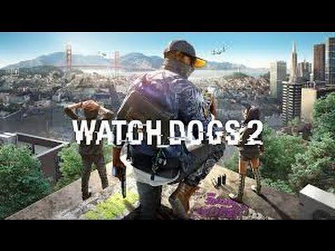 لعبة Watch Dogs 2 إعلان الإطلاق