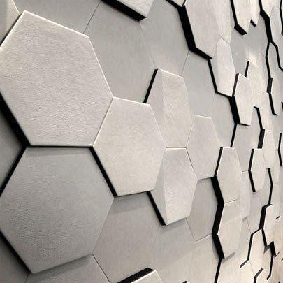 Le kaléidoscope de Cuir au Carré | Signage, Walls and Wall textures