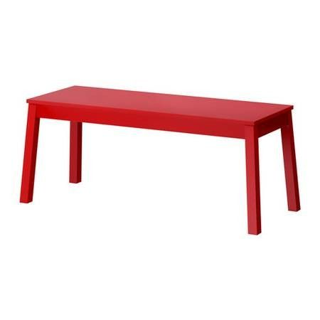 Image Result For Ikea Red Bench Ikea Home Ikea Bench Dining