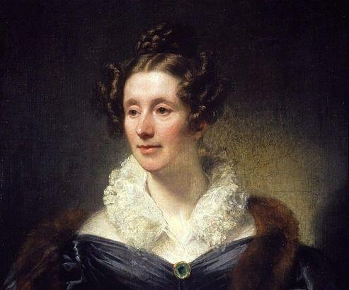Mary Somerville Women In History Portrait Women