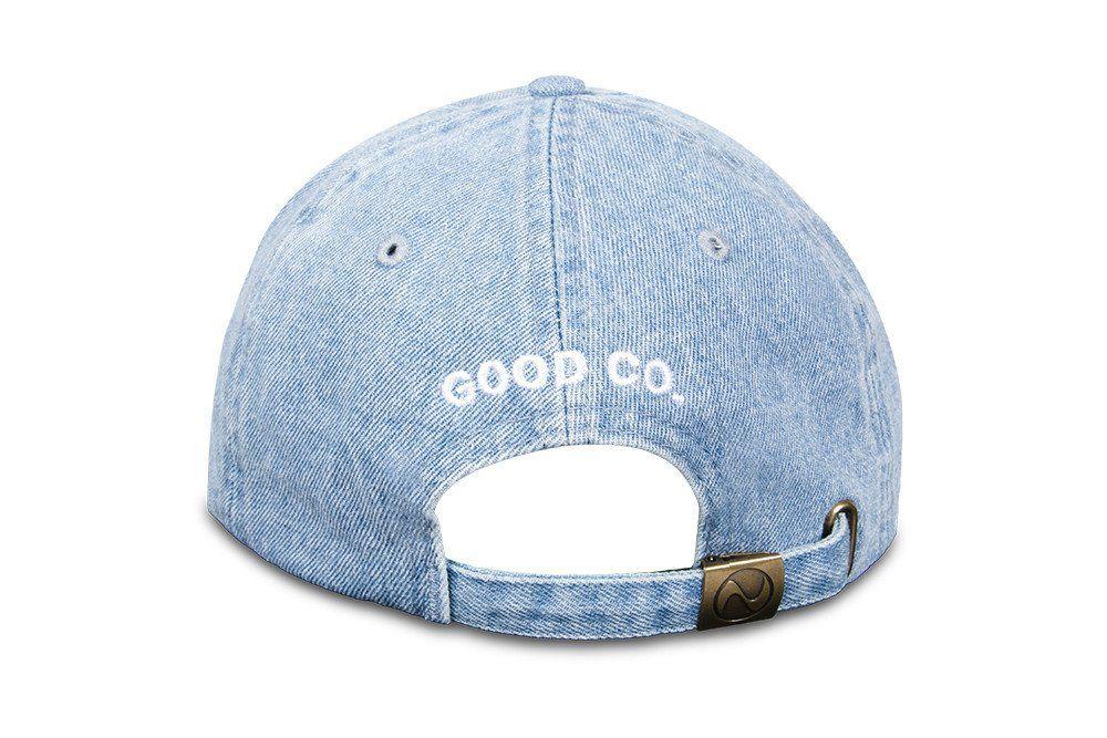 f3132845b07b5 Chill Wave Dad Hat (jean) Dad Hats
