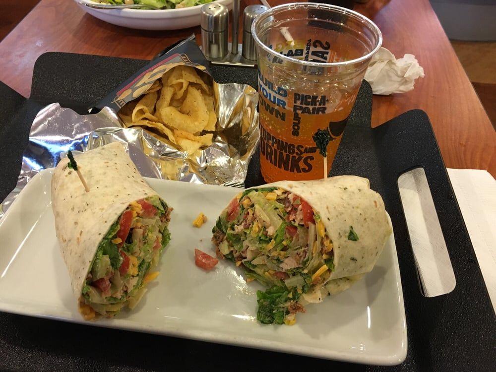 The Big Salad Restaurant In Ann Arbor Michigan Club