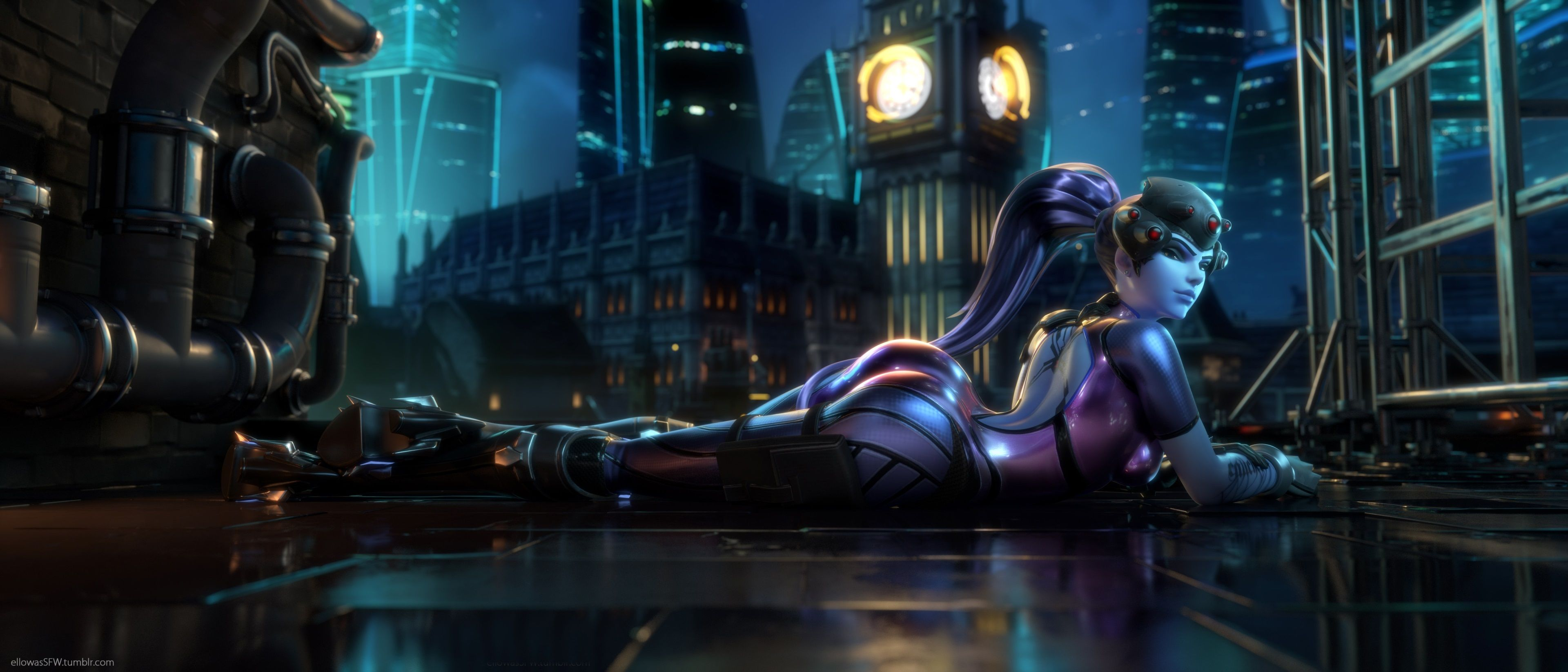 3840x1646 widowmaker 4k cool pc wallpaper | art | pinterest