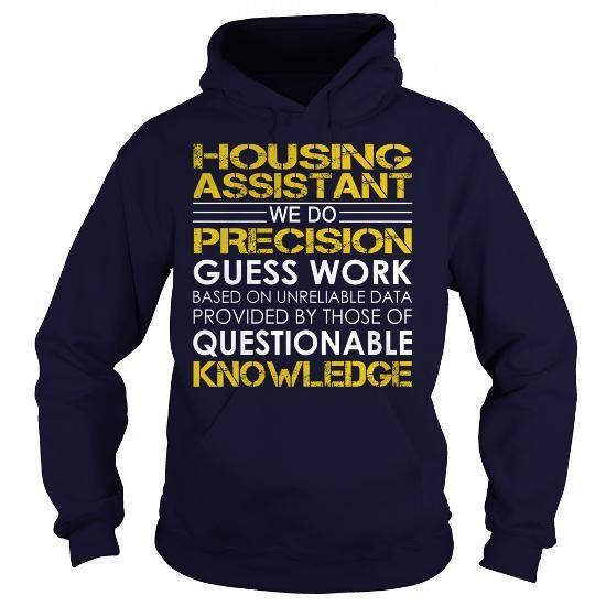 Housing Assistant - Job Title