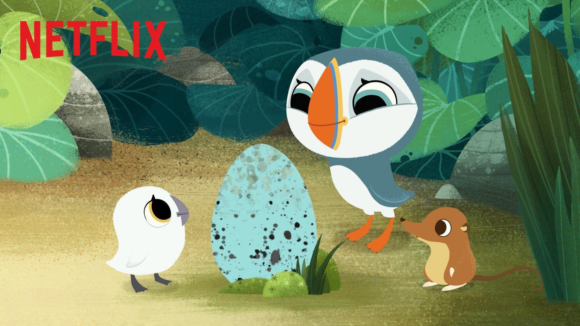 Puffin Rock - Official Trailer - Netflix [HD]
