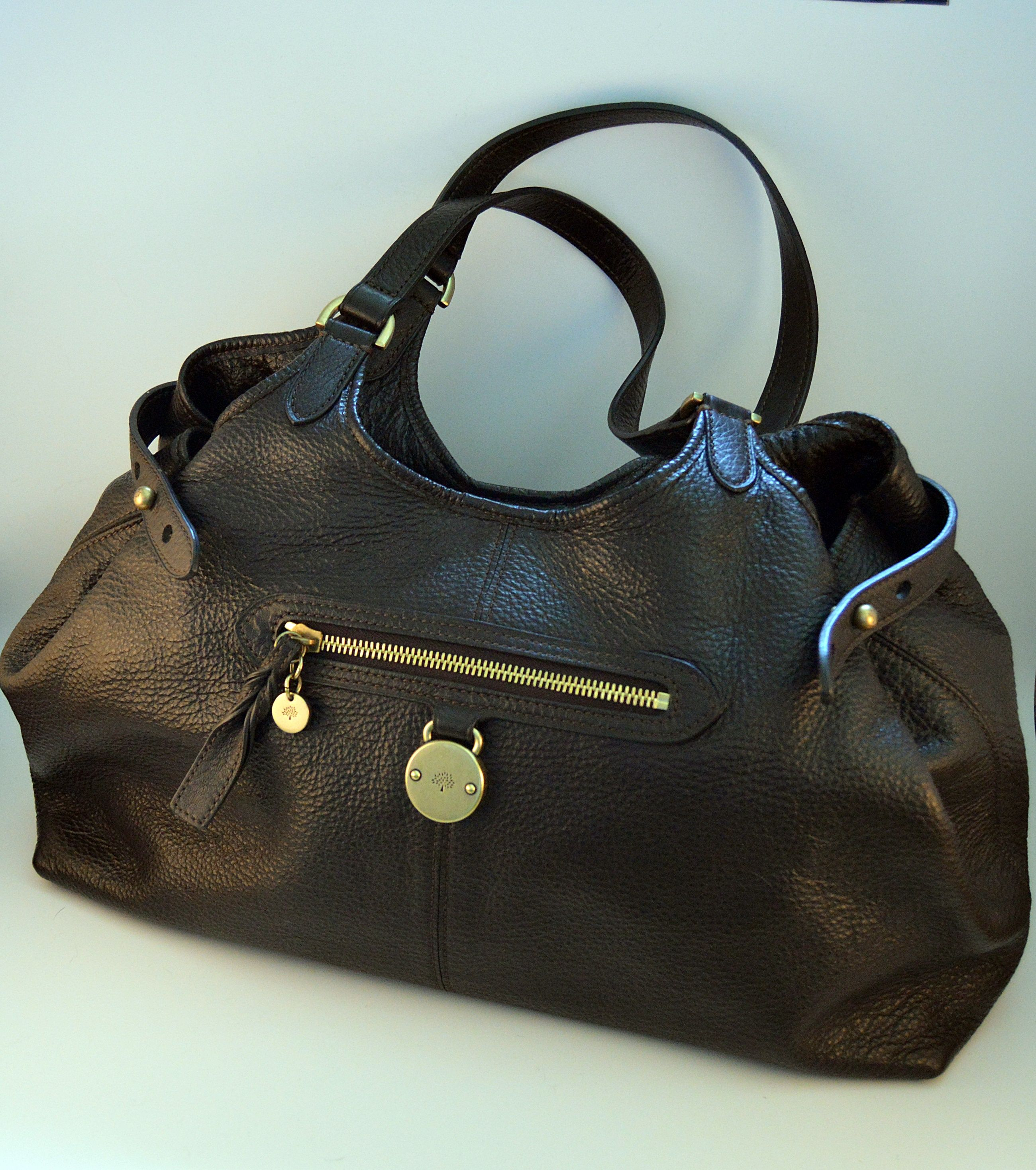 4d10af60d1 www.wearusagain.com Authentic Mulberry Somerset Tote Wear Us Again ...