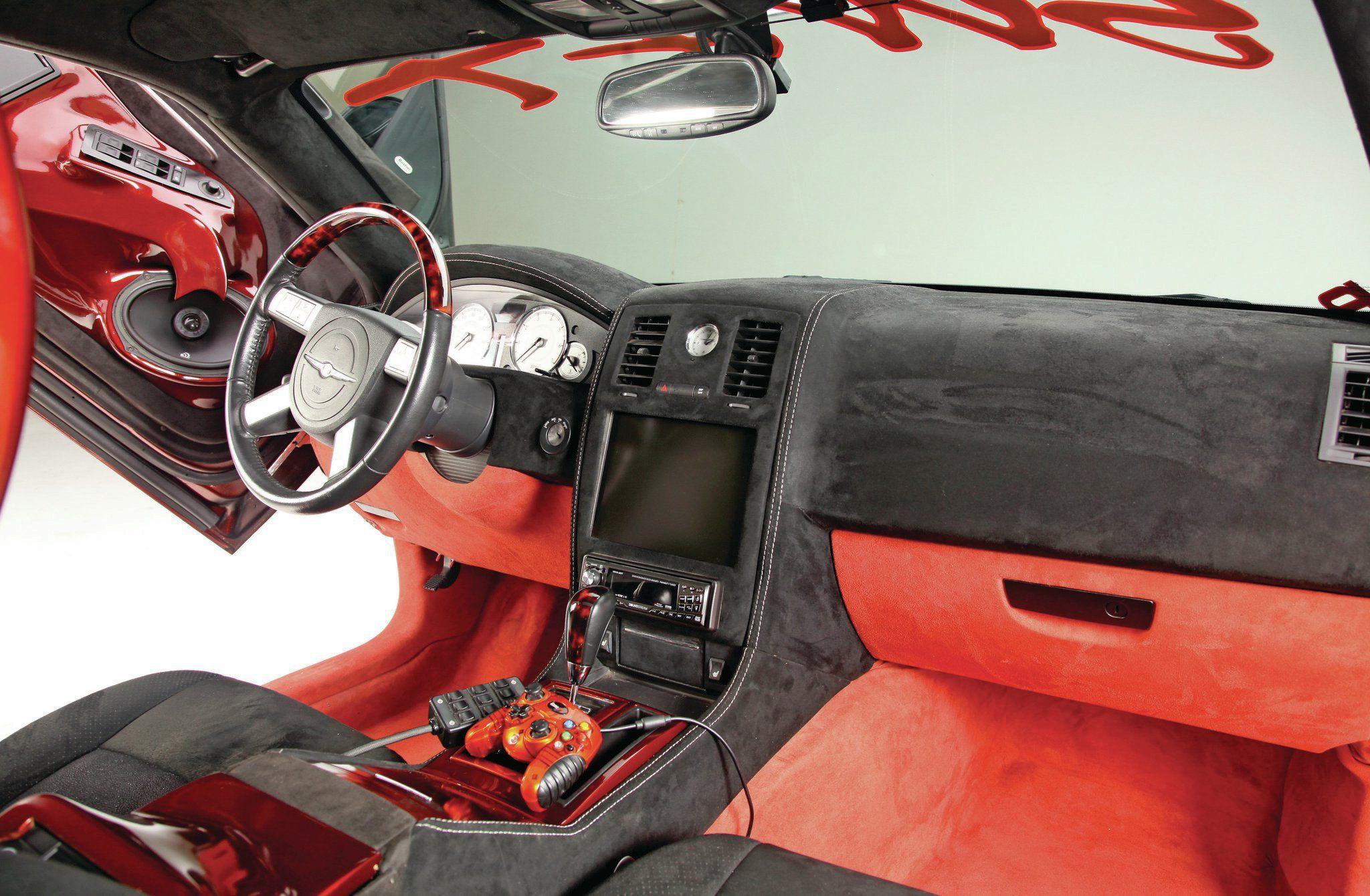 photos interior car interiors accessories chrysler types