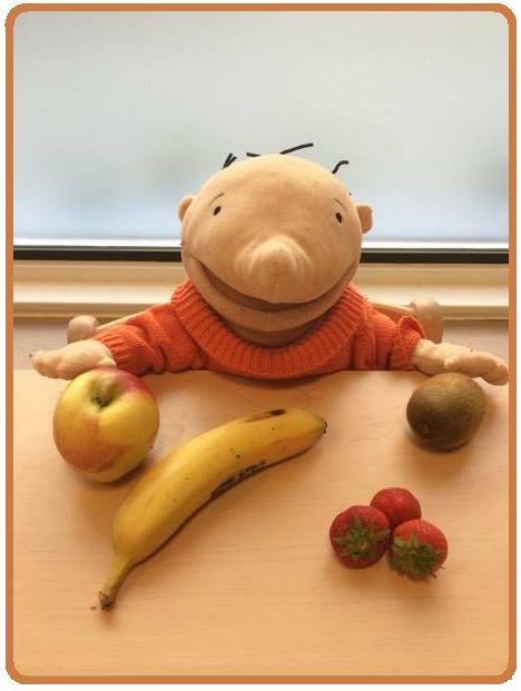 Afbeeldingsresultaat voor fruit in de boekentas van jules