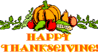 Fruits Happy Thanksgiving Thanksgiving Pictures Clip Art