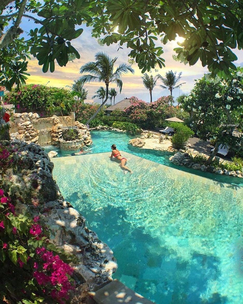 Best Honeymoon Places Bali: Ayana Resort & Spa Bali Photo By @dotzsoh By