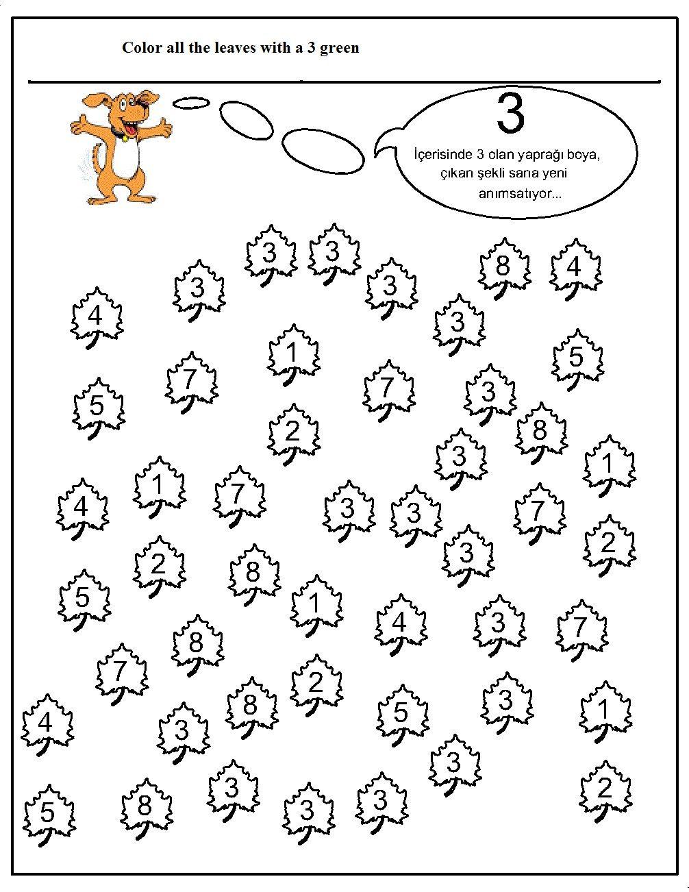 Worksheets Worksheet For Kids number hunt worksheet for kids 11 crafts and worksheets preschooltoddler