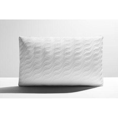 Tempur Pedic Tempur Proform Low Life Profile Plush Foam Bed Pillow Foam Pillows Pillows Memory Foam Pillow