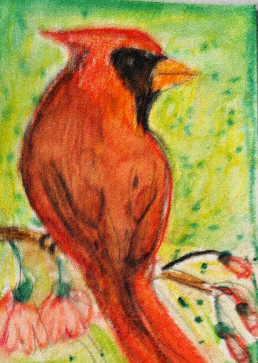 Oil Painting Animal HD Print Canvas Art Wall Decor on Canvas,The bull 24X36inch