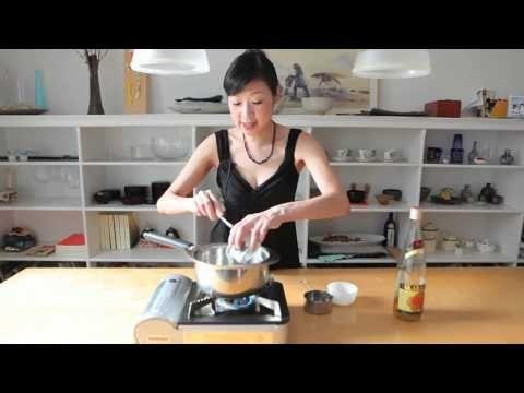 Japanese Dessert - How to Make Plum Wine Jelly | Wine ...