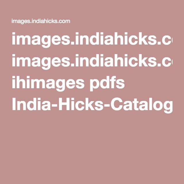images.indiahicks.com ihimages pdfs India-Hicks-Catalogue.pdf