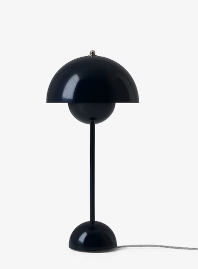 Goede We are so proud to have this cool lamp designed by Verner Panton DS-76