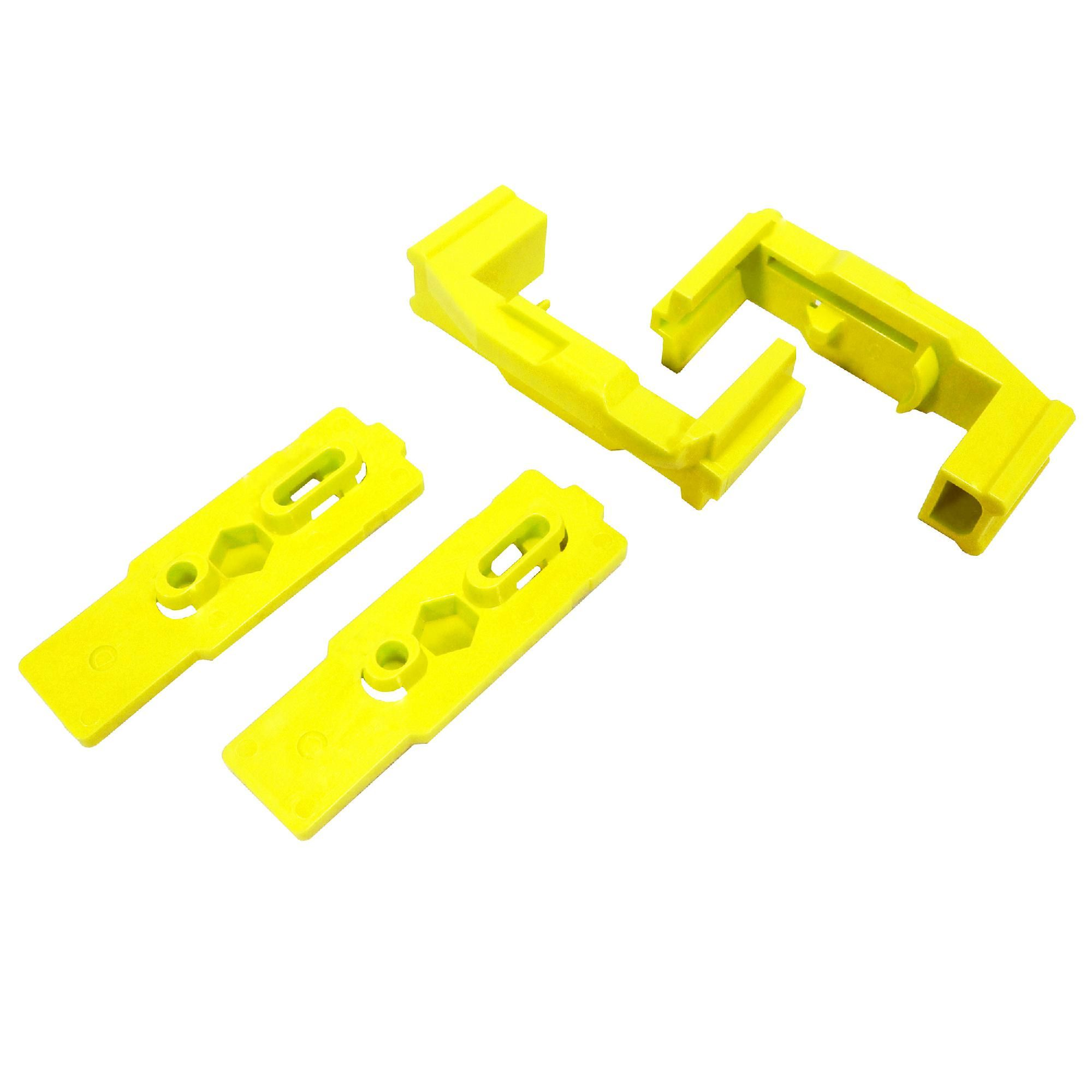 HexID Colored Magazine - Yellow, Package of 2
