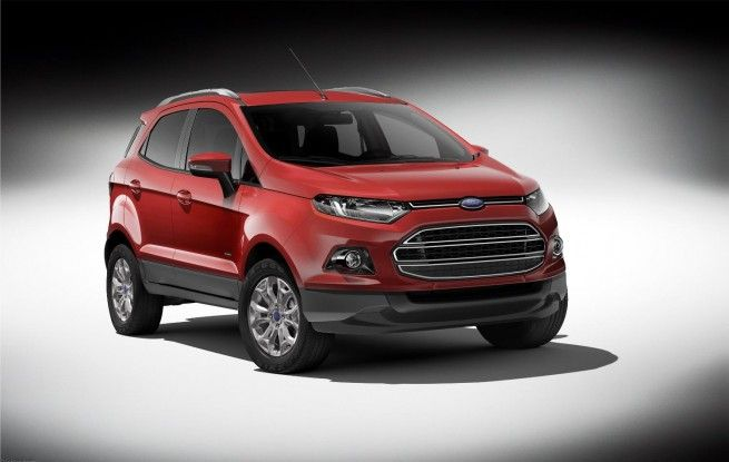 Flippin Heck Ford Overkill Much Ford Ecosport Ford Sales