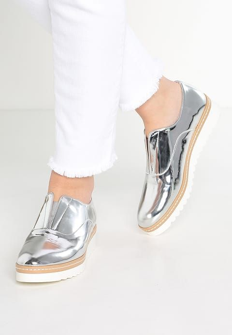 Slipper  Silver  Shoe Bag Delivery And Bag
