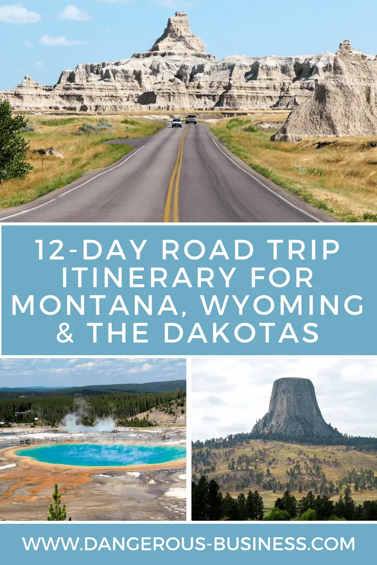A 12-Day Road Trip Itinerary for Montana, Wyoming, and the Dakotas