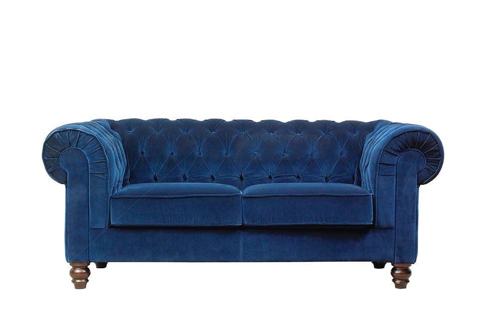 Delightful Small Chesterfield Sofa From Debenhams