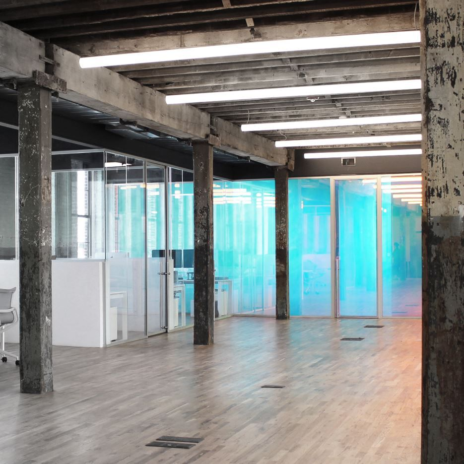 Genius com office space in new york by leeser architecture