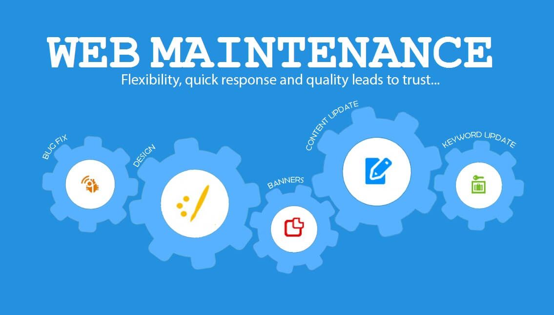 Vmit Is The Reputed Website Maintenance Agency In Noida And Delhi Ncr That Offers Comprehensive Website Website Maintenance Website Redesign Content Management