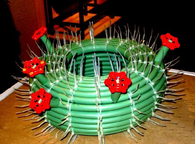 How To Recycle Old Water Garden Hoses