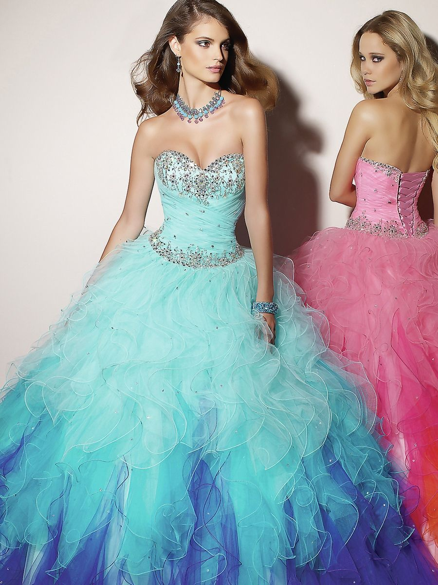 Sweet 16 Dress... This one is my favorite | Sweet 16 | Pinterest ...
