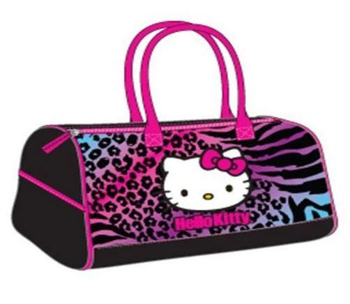 81954b0b0068 hello kitty gym bag animal print