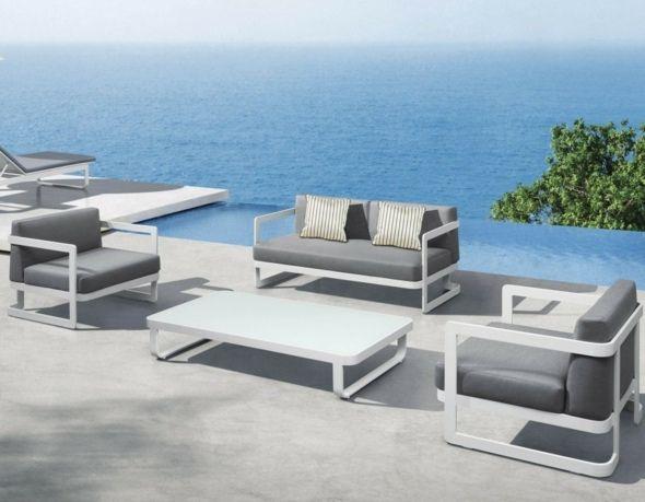 cool mobilier dextrieur confortable with mobilier de jardin design de luxe