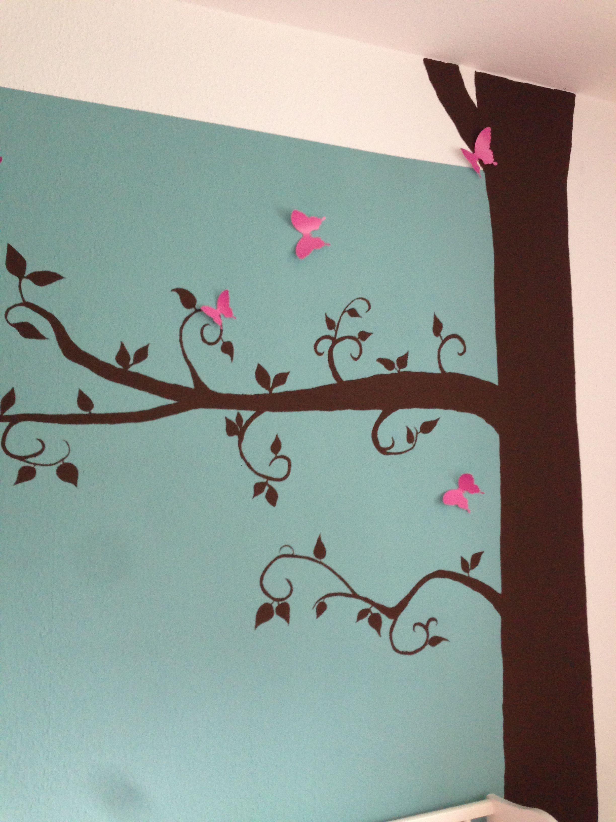 Wanddesign im Kinderzimmer