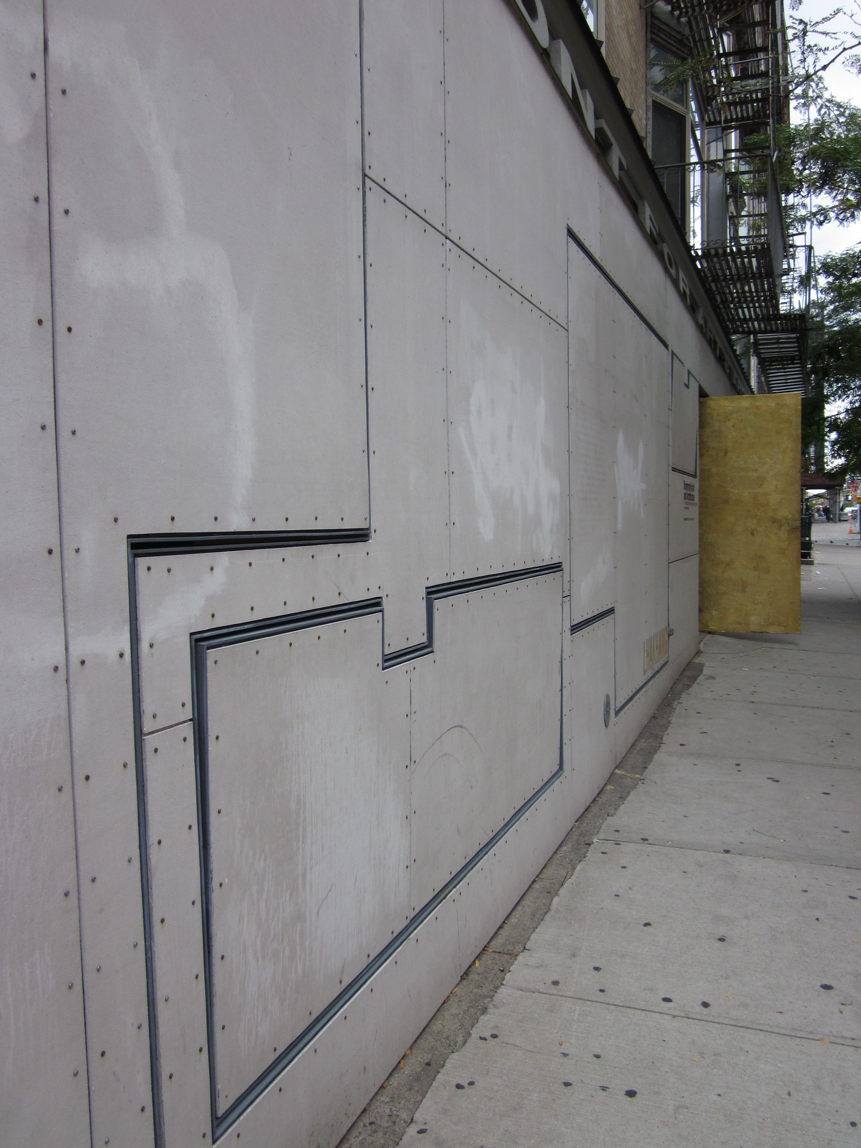 Steven Holl Rotating Concrete Facade Project