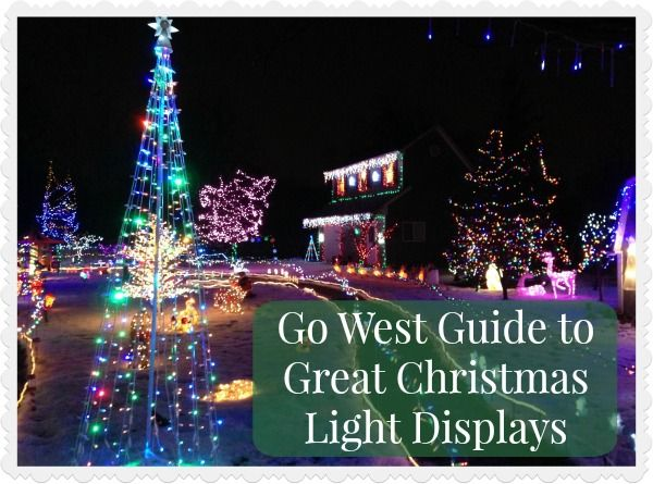 great christmas light displays in chicagos western suburbs
