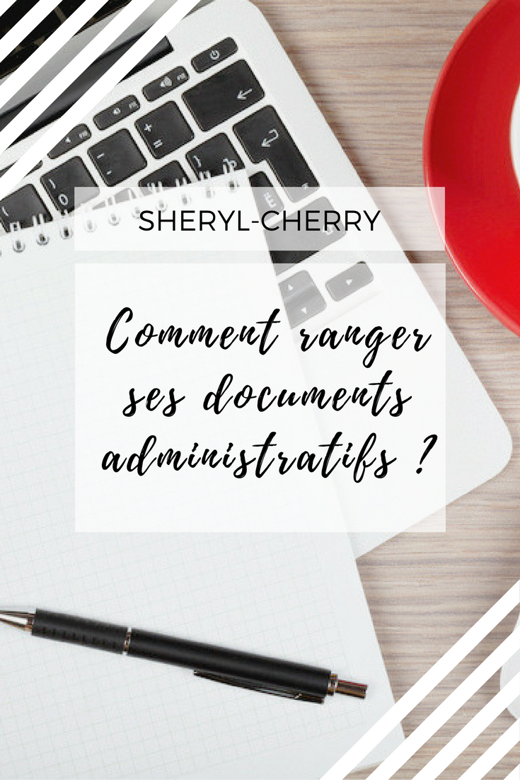 comment ranger ses documents administratifs | pinterest