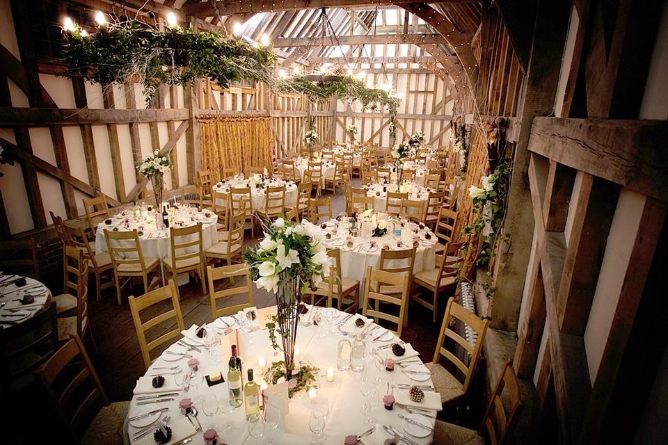 Gate Street Barn Wedding venue in Bramley, Surrey Barn