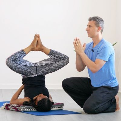 yoga therapy for your knees with images  yoga therapy