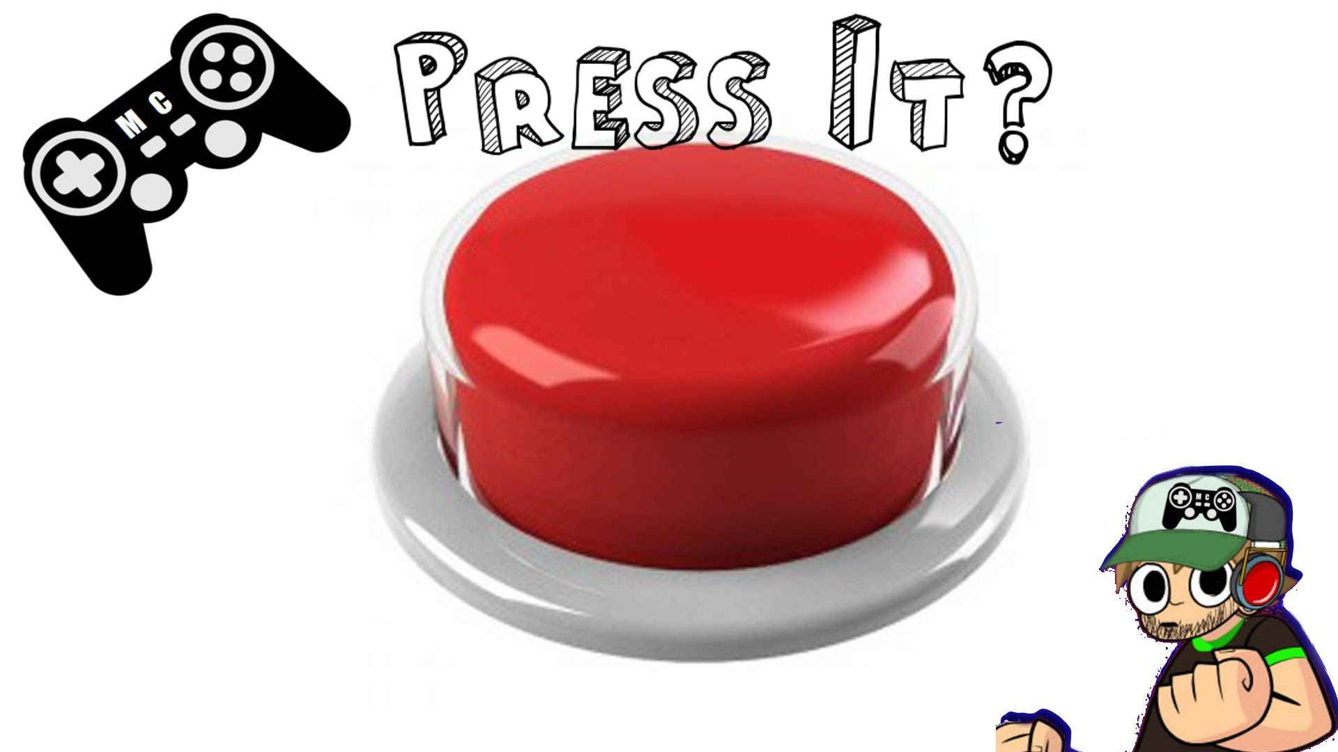 Will You Press The Button - I Don't Like Bacon   Press the ...