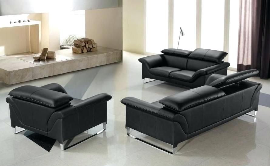 Marvelous Black Modern Sofa All Sofas For Home Contemporary Gmtry Best Dining Table And Chair Ideas Images Gmtryco