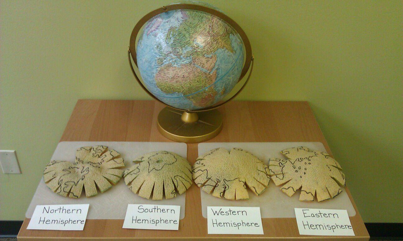 Hemispheres Lesson Part 2