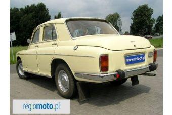 Warszawa 204, 1970 :)  Można wyłowić perełki: http://regiomoto.pl/wyszukiwarka/samochody-uzywane