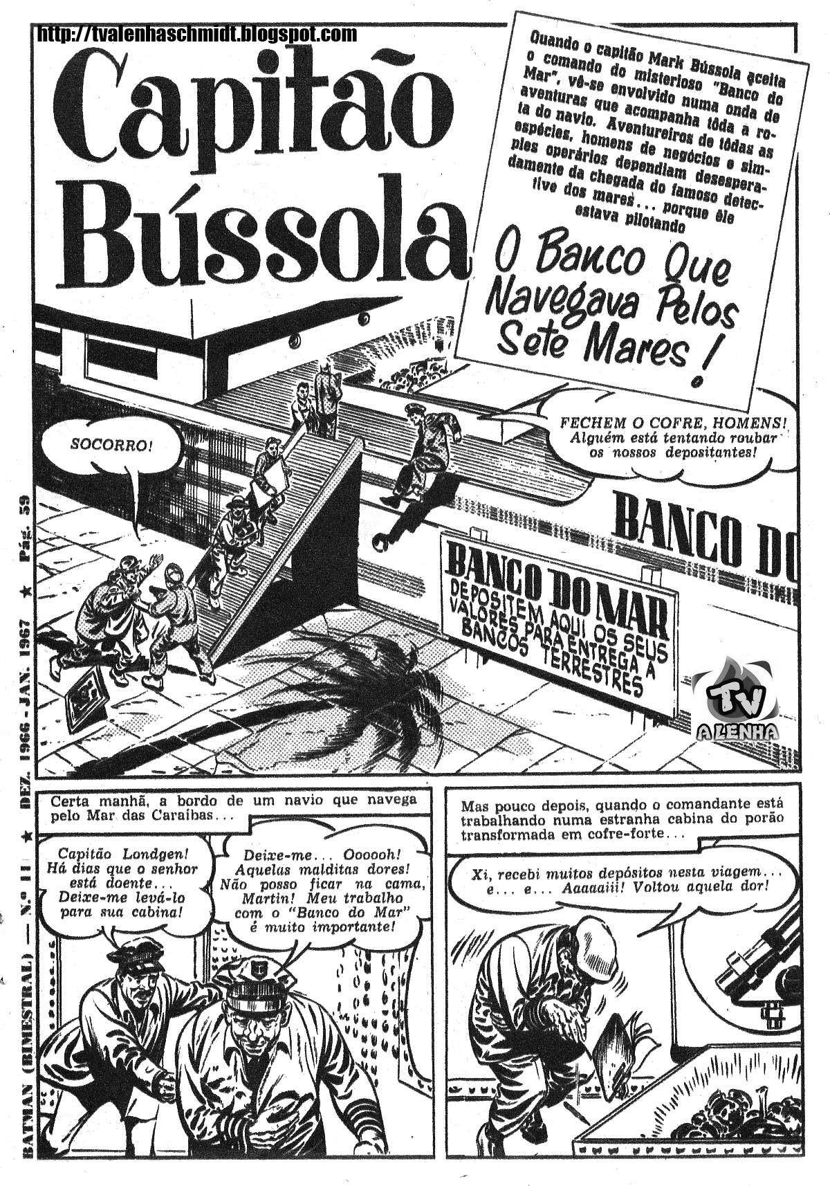 BATMAN BI Nº11 - 1966 EBAL_8
