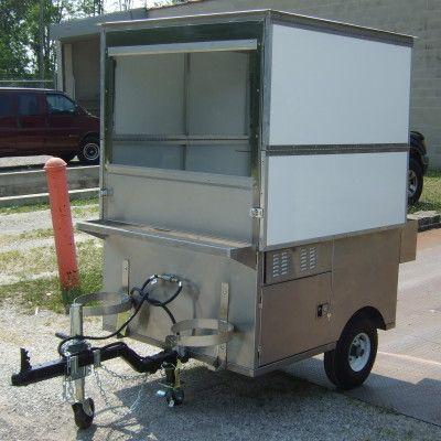 vending cart food beverage carts custom trucks