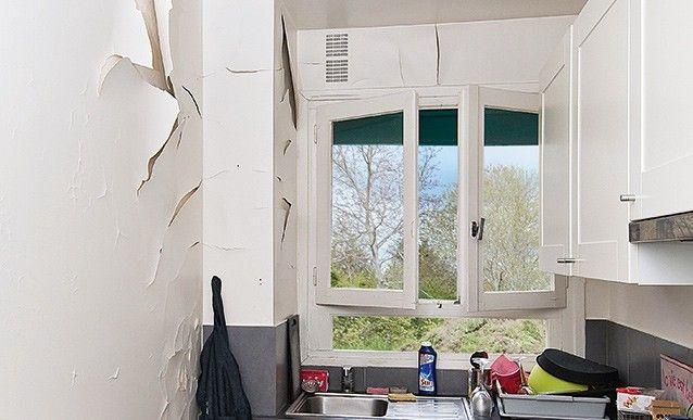 Réparer les dégâts de lu0027humidité dans la maison Bricolage
