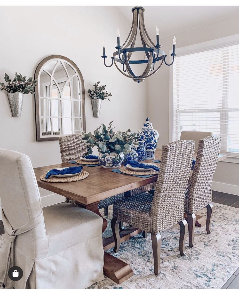 Pin By Marian D Angelo On Set The Table In 2020 Kirkland Home Decor Home Decor Dining Table