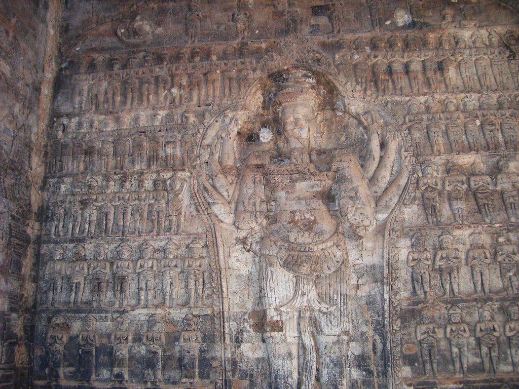 WWW Wiersze Wycieczki Wspomnienia: Angkor Wat w Kambodży (część 1/3)
