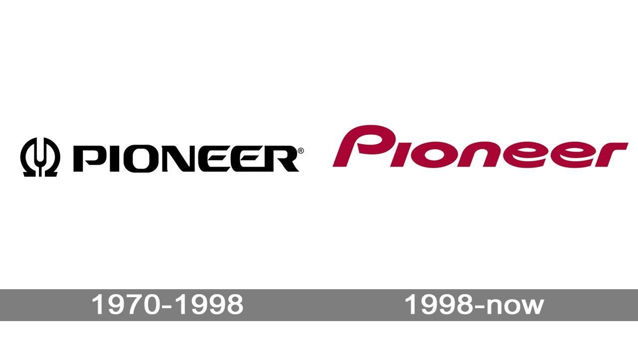 Pioneer Logo And Symbol Meaning History Png