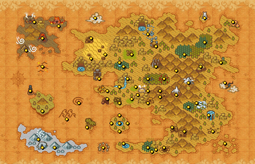 Pokemon mystery dungeon explorers of sky world map pokemon pokemon mystery dungeon explorers of sky world map gumiabroncs Gallery