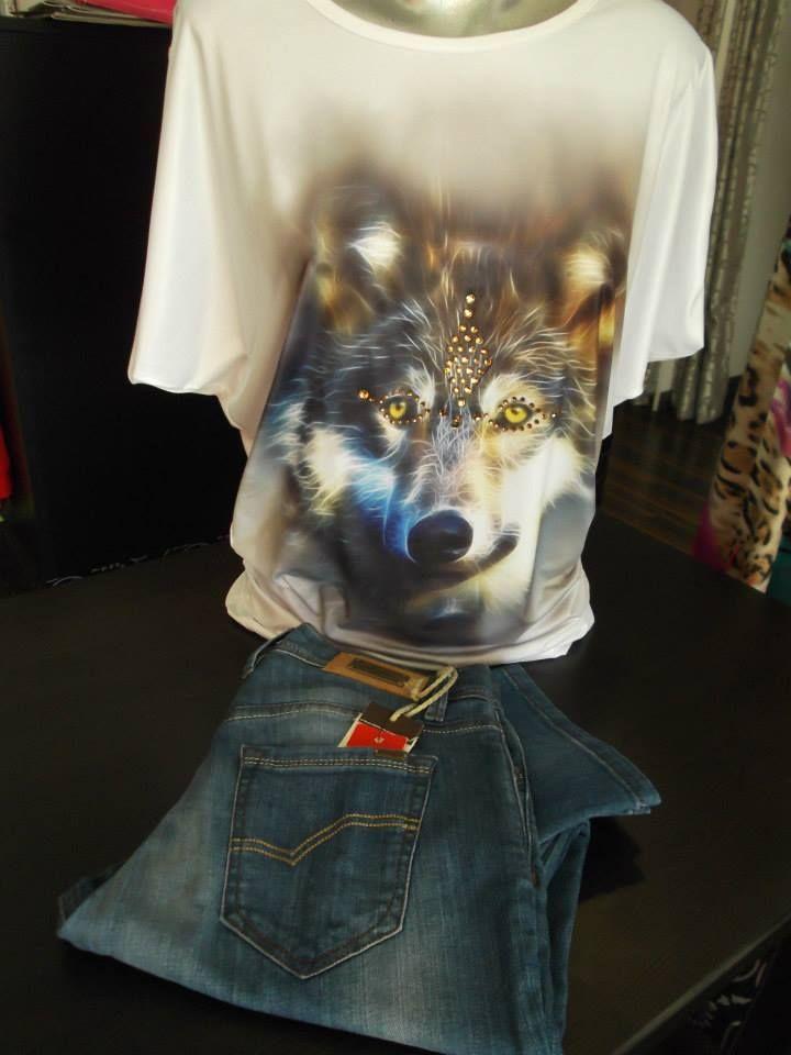 Combinação lobo lindooo